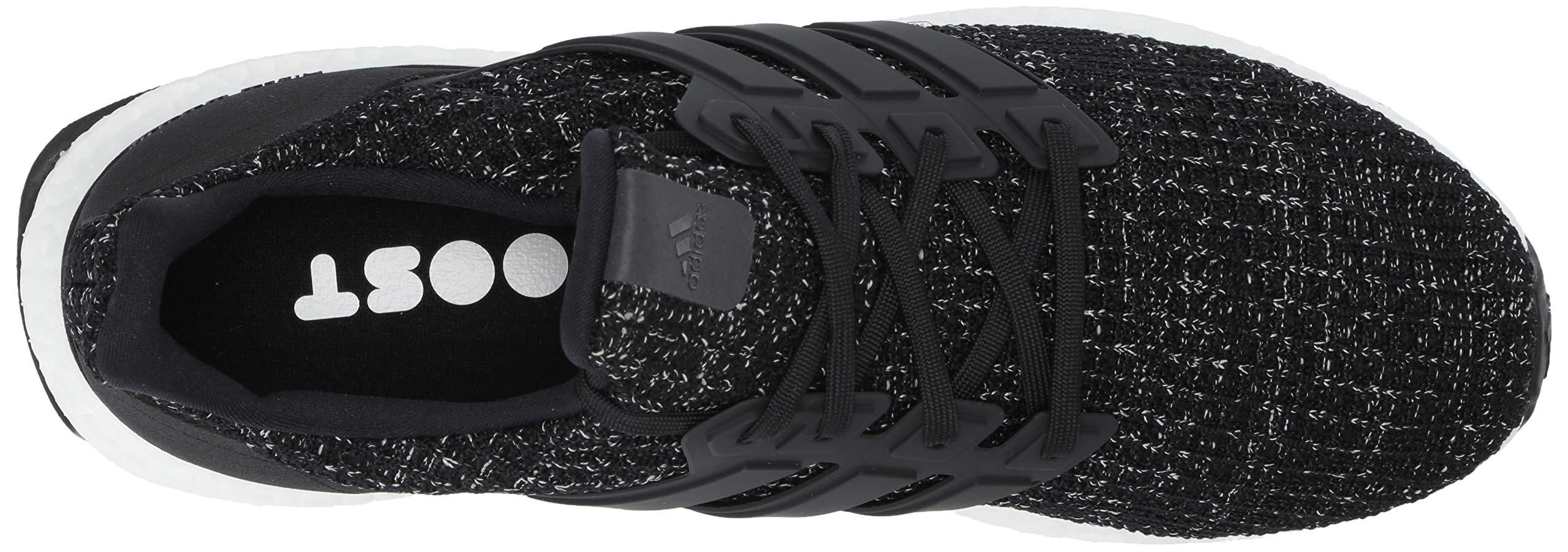 adidas Men's Ultraboost, Black/White, 9 M US by adidas (Image #11)