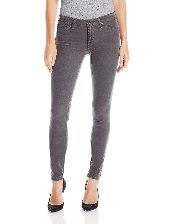 d55fed149bfd Amazon.com: AG Adriano Goldschmied Women's Velvet Corduroy Legging Super  Skinny Jean: Clothing