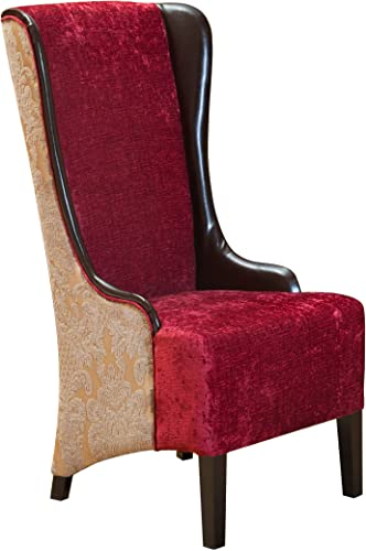 Christopher Knight Home Bacall High-Back Chair - a good cheap living room chair