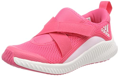 adidas Fortarun X CF K, Chaussures de Gymnastique Mixte Enfant, Multicolore (Chalk Blue S18/Aero Pink S18/Ftwr White), 34 EU