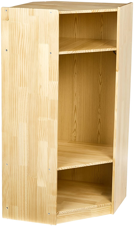AmazonBasics Coat Locker, Corner Section