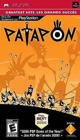 psp patapon