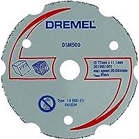 Dremel DSM500 Multifunctionele doorslijpschijven