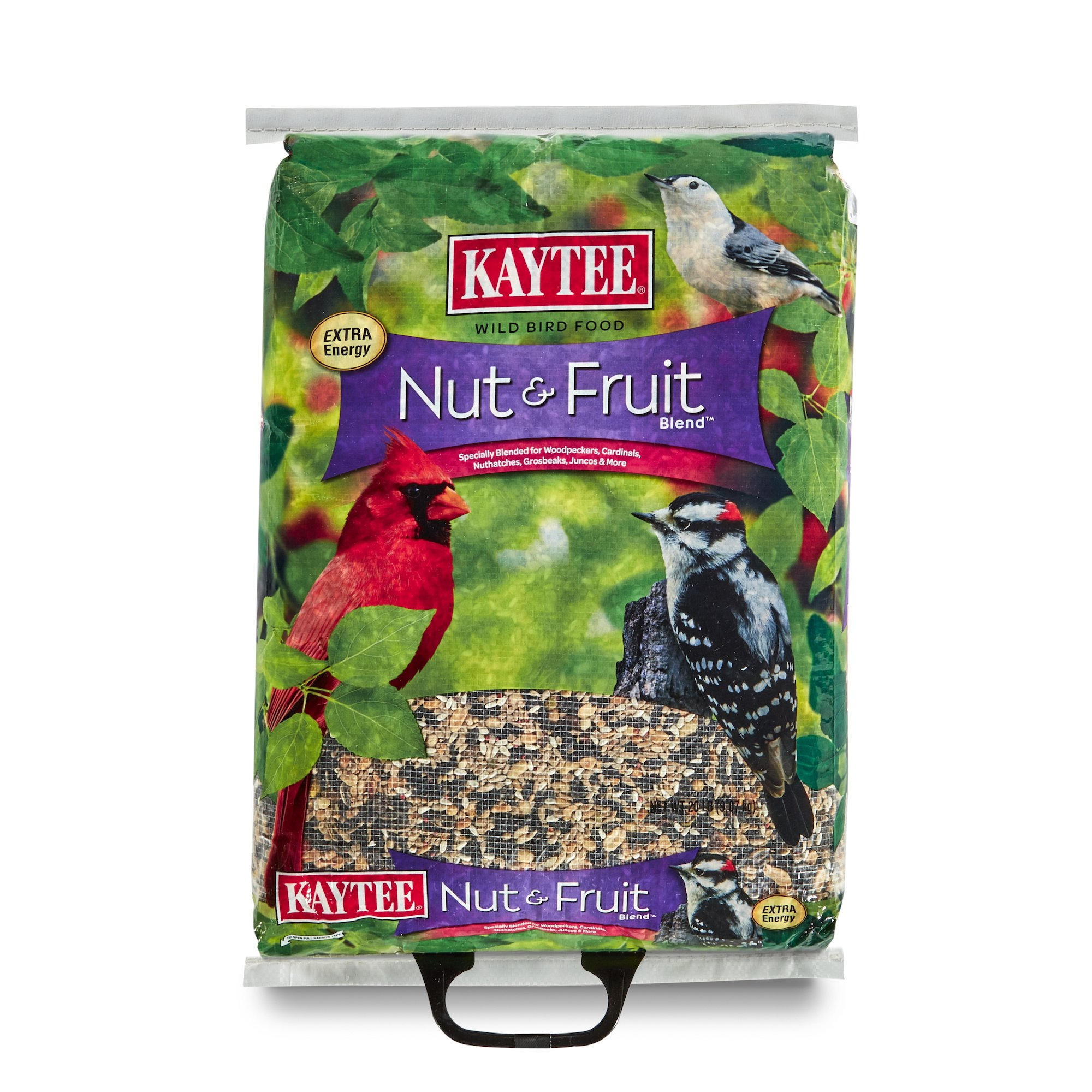 Kaytee Nut and Fruit Blend, 20-Pound by Kaytee