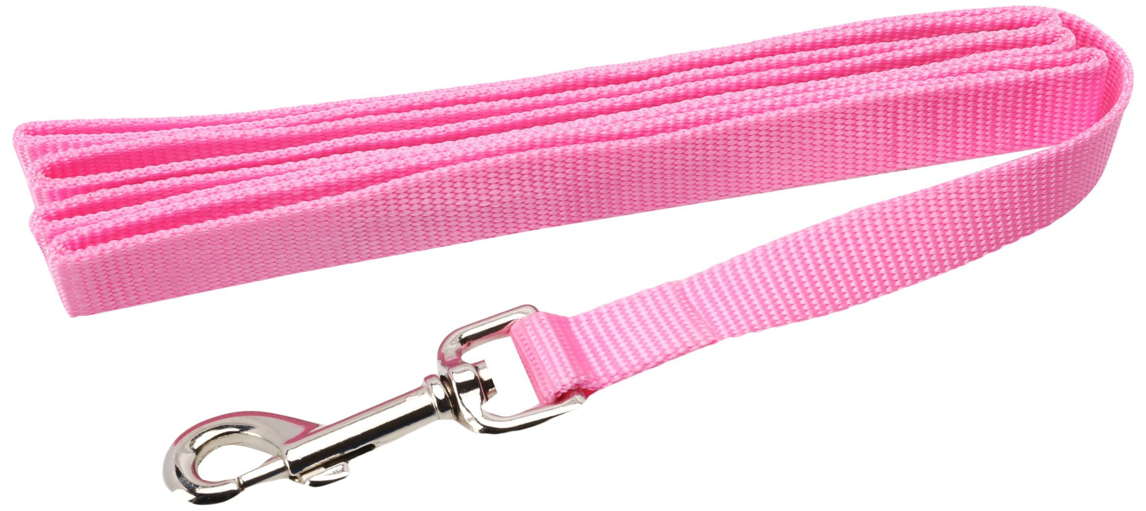 Coastal Pet Products DCP60606PKB Training Collar Lead for Pets, 6 Inch, Bright Pink by Coastal Pet