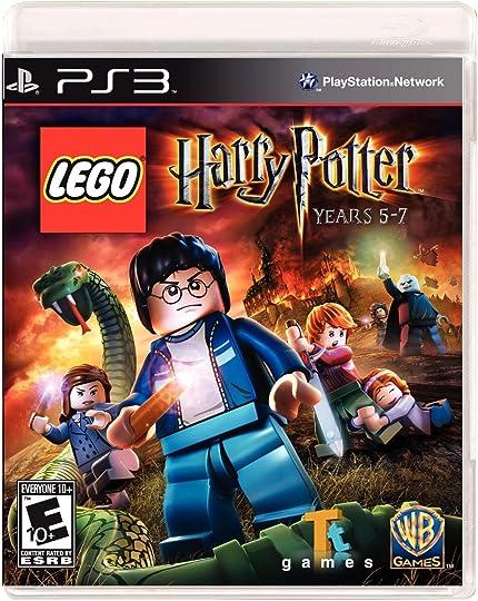 nieuw aangekomen koop het beste meerdere kleuren LEGO Harry Potter: Years 5-7 - Playstation 3 ... - Amazon.com