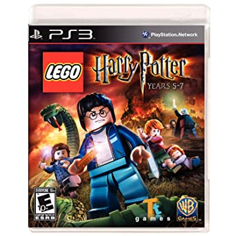Amazon Com Lego Harry Potter Years 5 7 Playstation 3 Video Games
