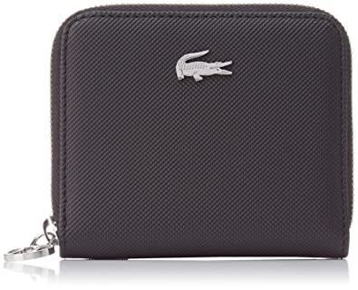 Lacoste NF2273DC femme Daily Classic Portefeuilles (Black) 9gI825O