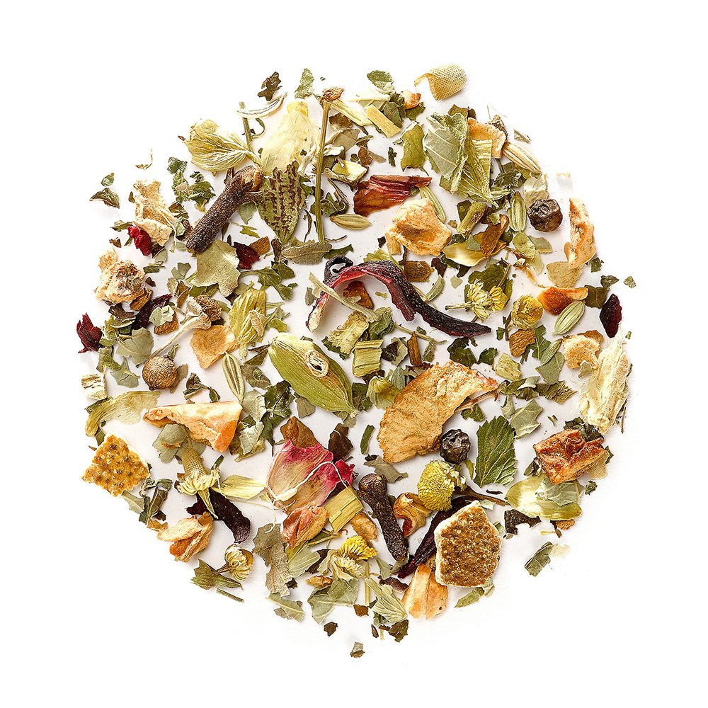 Relaxing Organic Tea Blend - Soothes Anxiety and Relieves Stress - Relaxing the Nerves