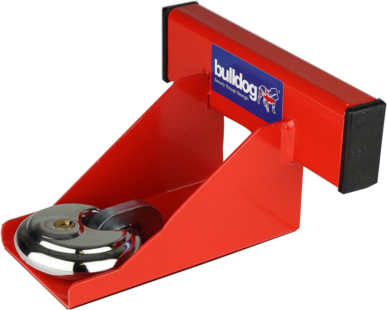 Bulldog GD20 - Cerradura para puerta de garaje (montaje en superficie)