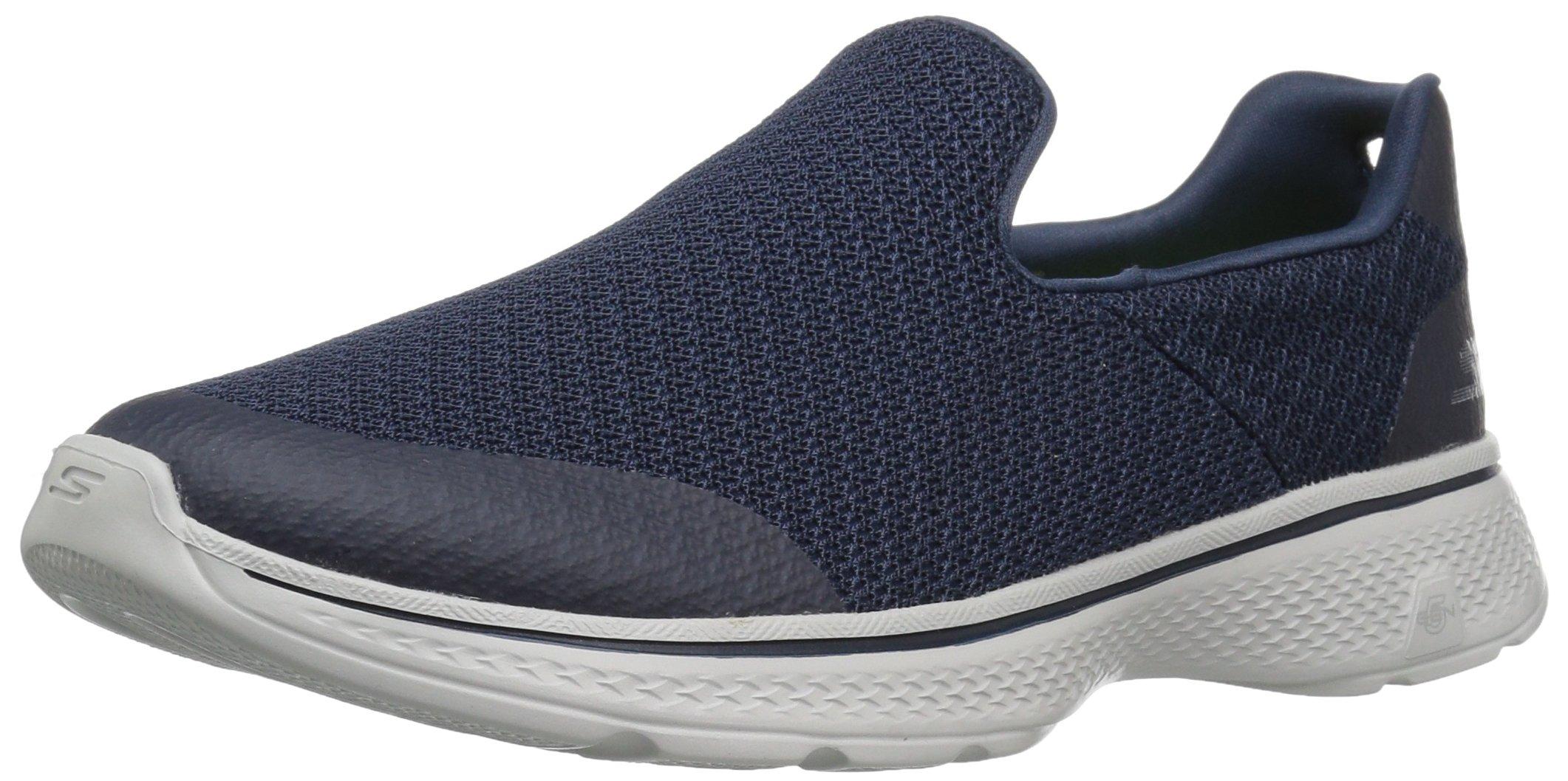 Expert Walking Shoe,Navy/Gray,8.5 M