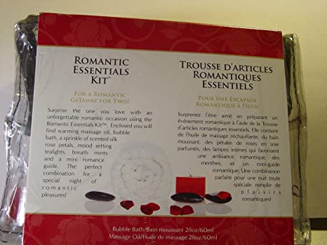Amazon.com: Lovers Choice Cupidology Romantic Essentials Kit: Health & Personal Care