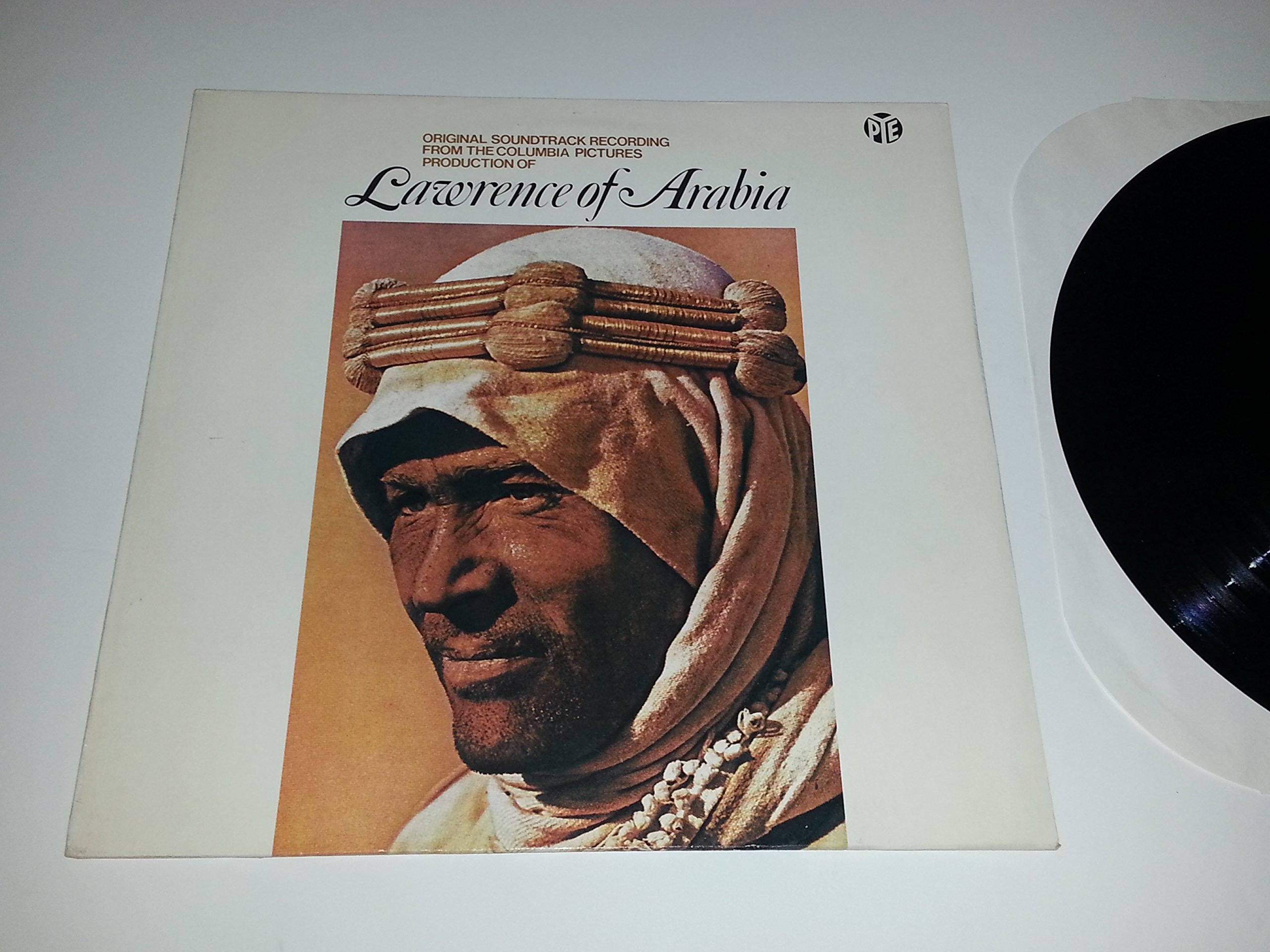 Lawrence of Arabia - Original Soundtrack Recording by Colpix Records (Image #2)