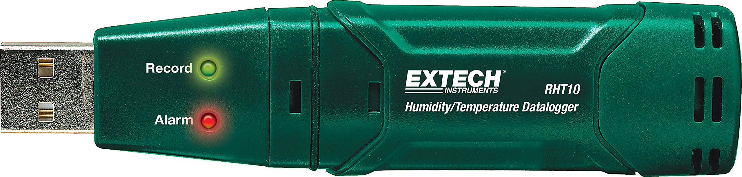 Extech RHT10 Humidity And Temperature USB Datalogger by Extech Instruments