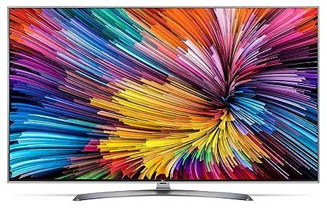 LG 123 cm  49 Inches  4K UHD LED Smart TV 49UJ752T  Black   2017 model  Smart Televisions