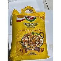 Wahhh Gee XXL Basmati Sella Rice, 5 kg