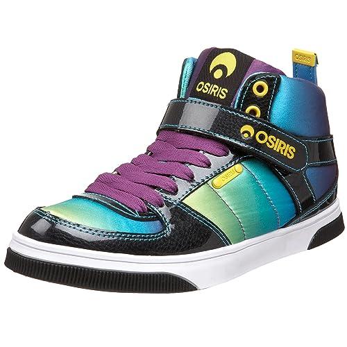 Zapatillas Chica Osiris: Uptown BK 8.5 USA / 39.5 EUR: Amazon.es: Zapatos y complementos