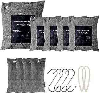 Bolsa purificadora de Aire de carbón Activado Mulan (9 Paquetes ...