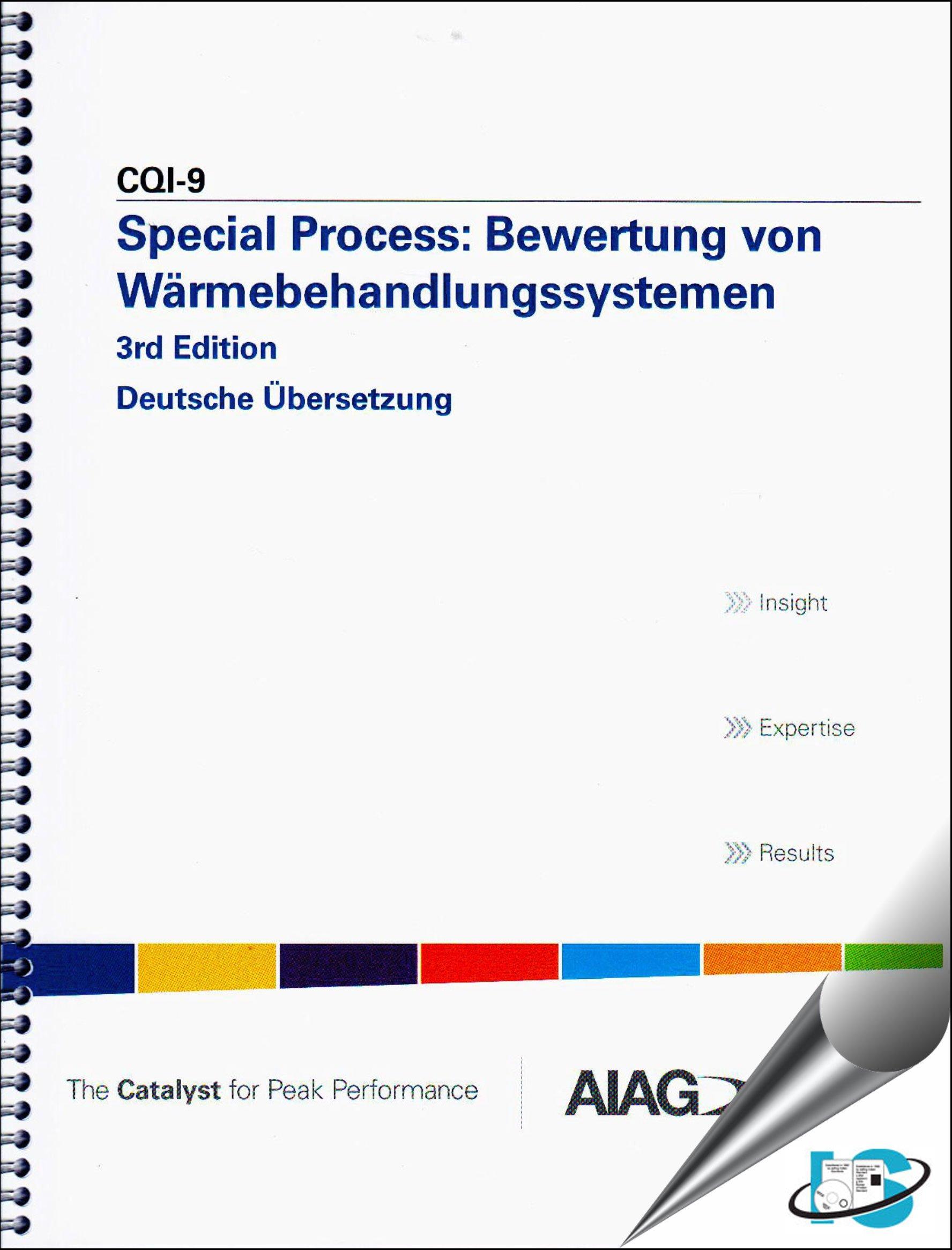 Cqi 9 3rd edition errata sheet   heat treating   thermocouple.