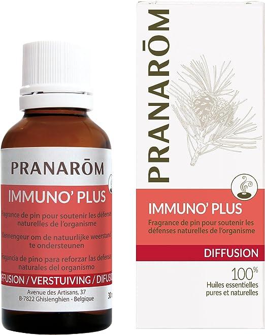 Pranarôm Diffusion Immuno Plus Aceite Corporal - 30 ml: Amazon.es ...