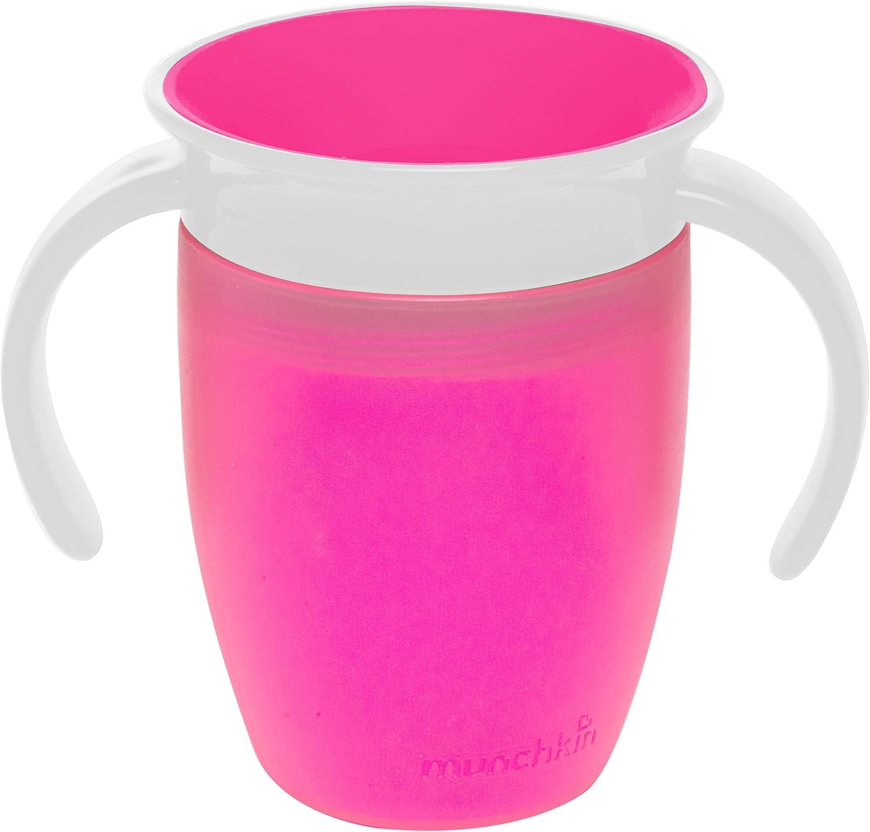 Munchkin Tasses dApprentissage 5 Gobelets Multicolores 18 Mois+