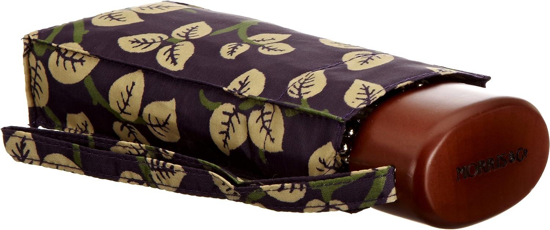 Morris /& Co By Fulton Parapluie Merton Leaf - Taille Unique Femme Multicolore