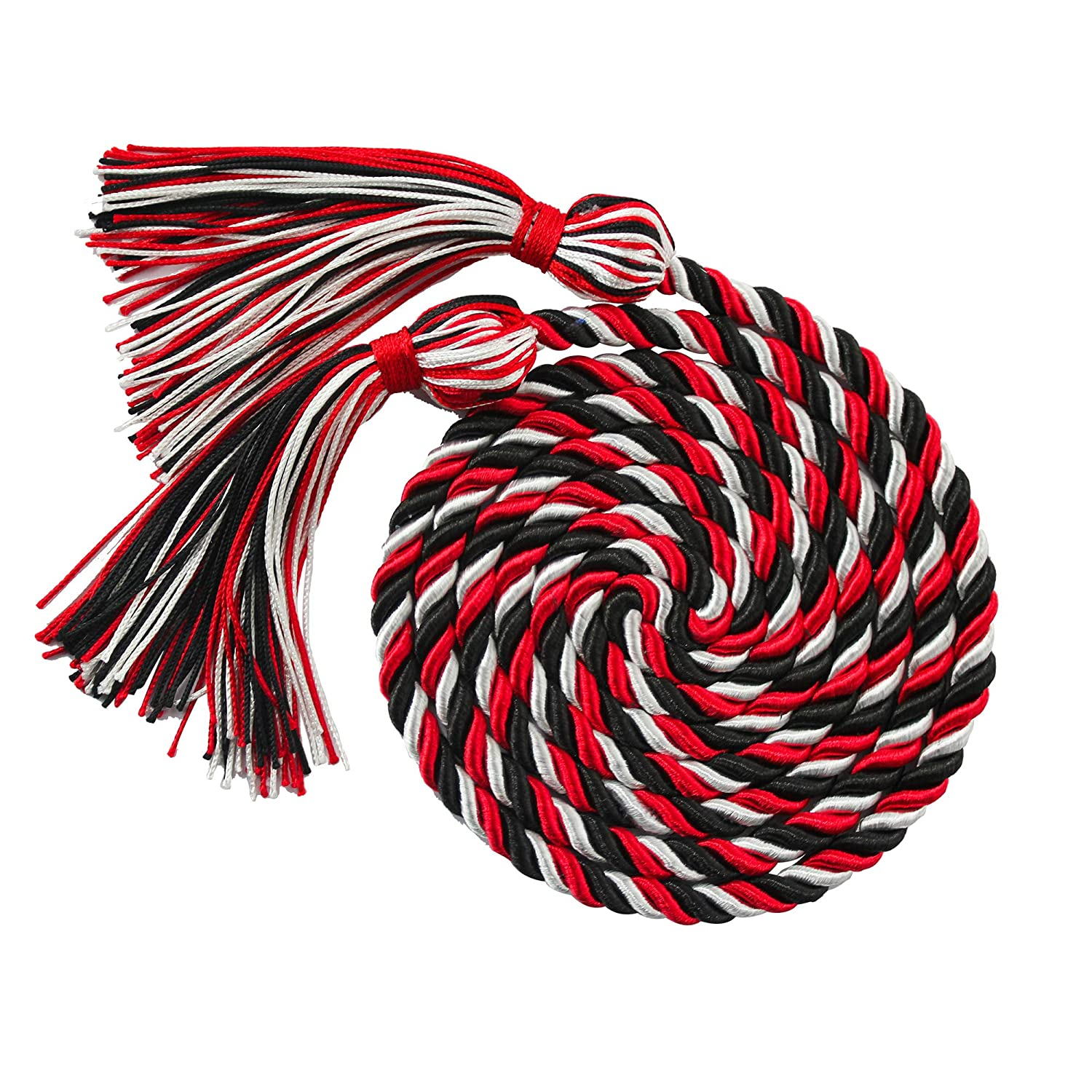 GraduationMall Graduation Honor Cord 68 EmeraldWhite