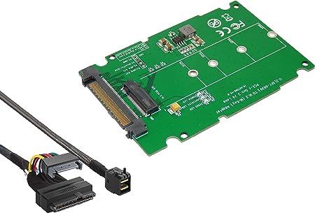 Ssd Adapter M 2 Pcie Auf U 2 1m Sff 8643 Auf U 2 Computer Zubehör