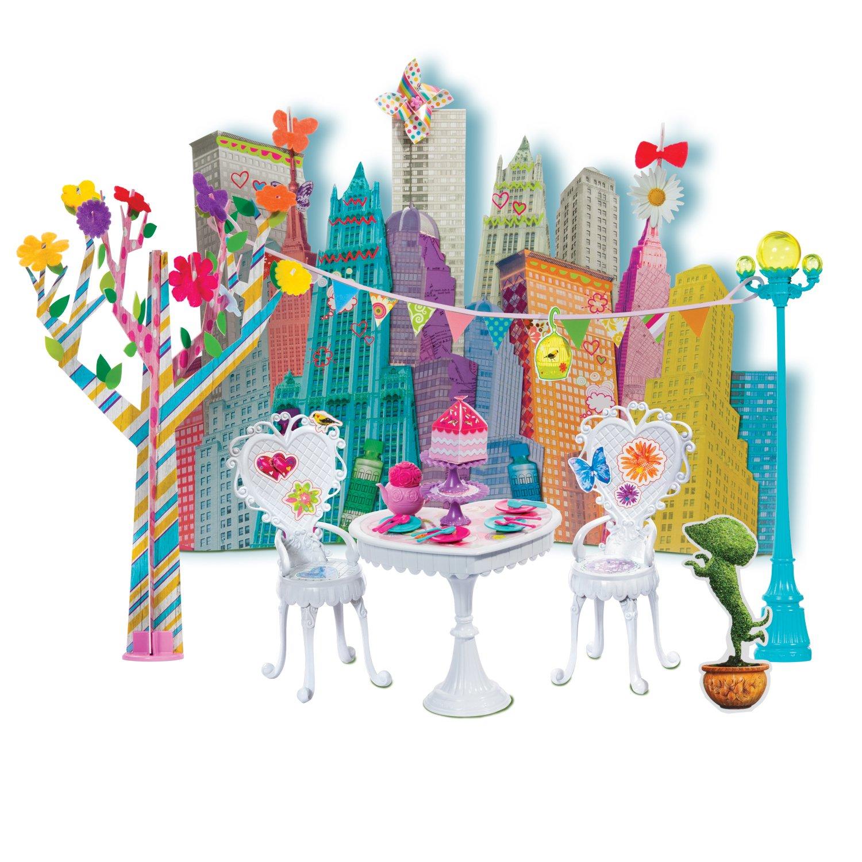 Amazon.com: Spinmaster La Dee Da Garden Tea Party Playset: Toys & Games