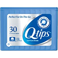 Q-tips Swabs Travel Pack 30 Each