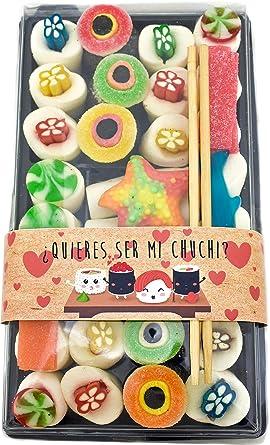Sushi de chuches XXL. Quieres ser mi Chuchi.: Amazon.es: Alimentación y bebidas