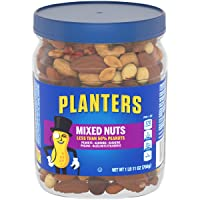 Planters Nutrition Heart Healthy Snack Nuts Mix  11 Oz