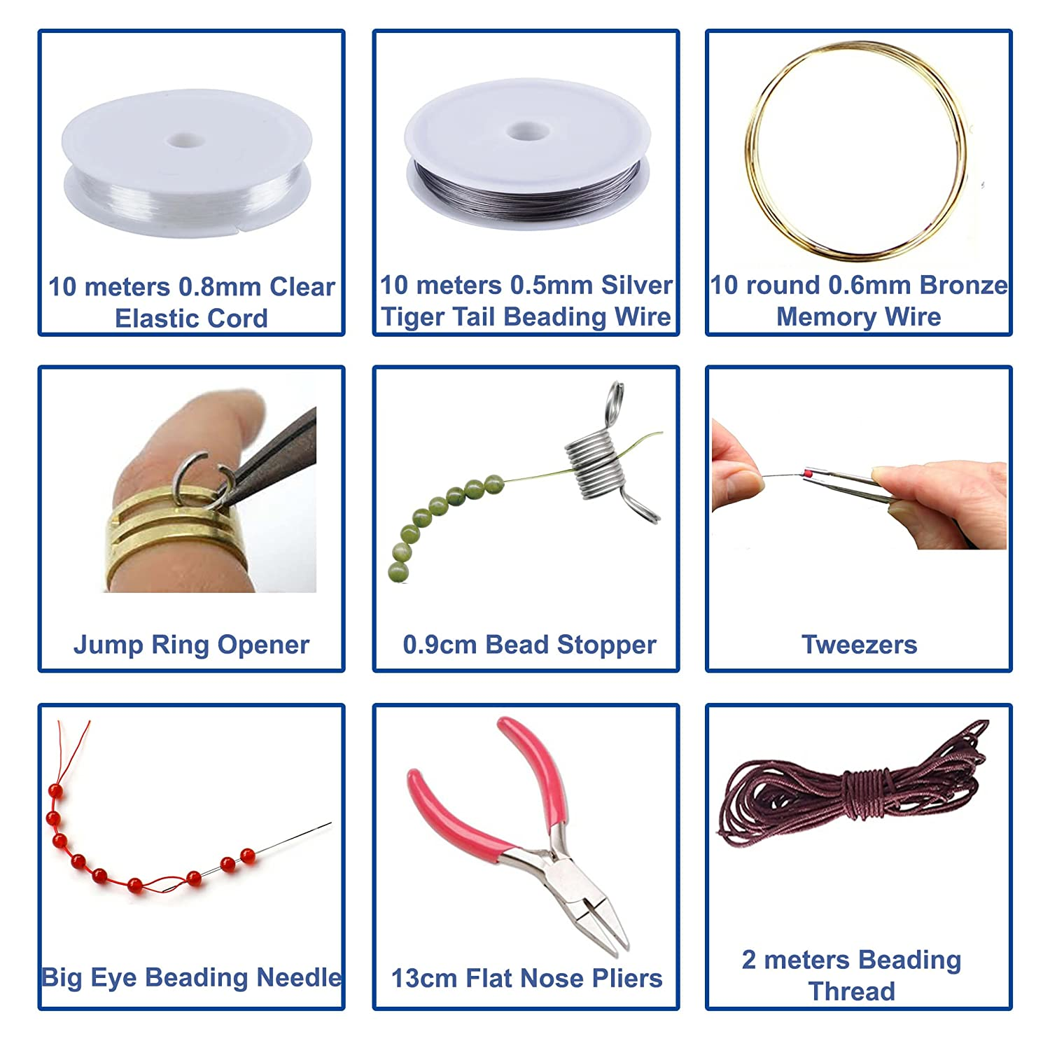 Jewelry Making Kit Diy Beading Kits For Adults Girls Teens And