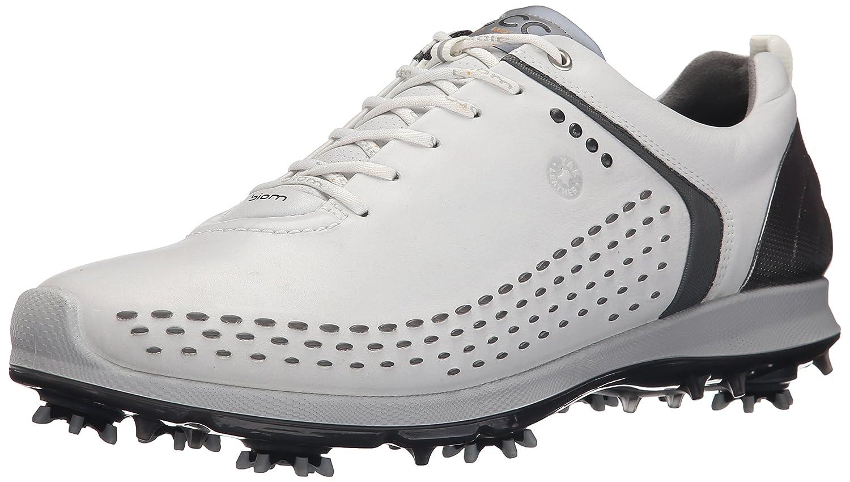 [エコー] Biom G2 Golf Shoes (メンズゴルフシューズ) 13061458251 WHITE/DARK SHADOW【2015年モデル】 ホワイト×シルバー 28 【Mens】   B00VKIB186