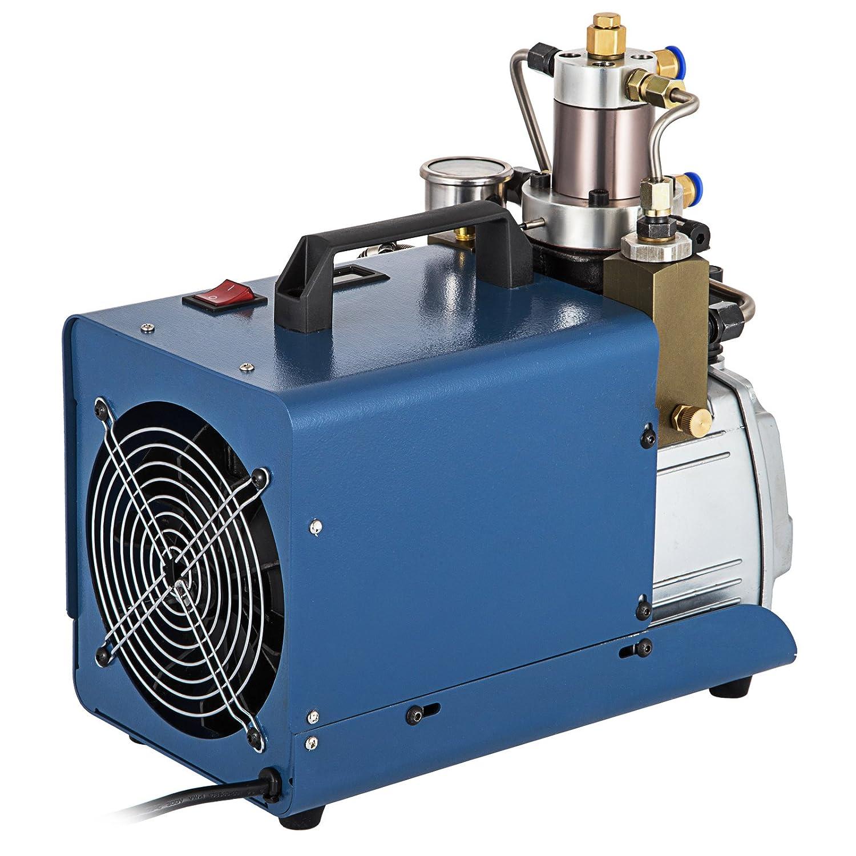 Amazon.com: 110V 30MPa 4500PSI 2.5HP Air Compressor Pump PCP ...