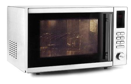 LACOR 69324-Horno microondas con Plato Giratorio + Grill, 25 L ...