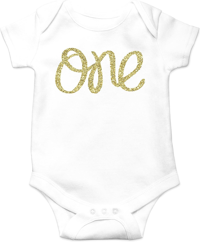 Amazon.com: Body para bebé niña de primer cumpleaños, color ...