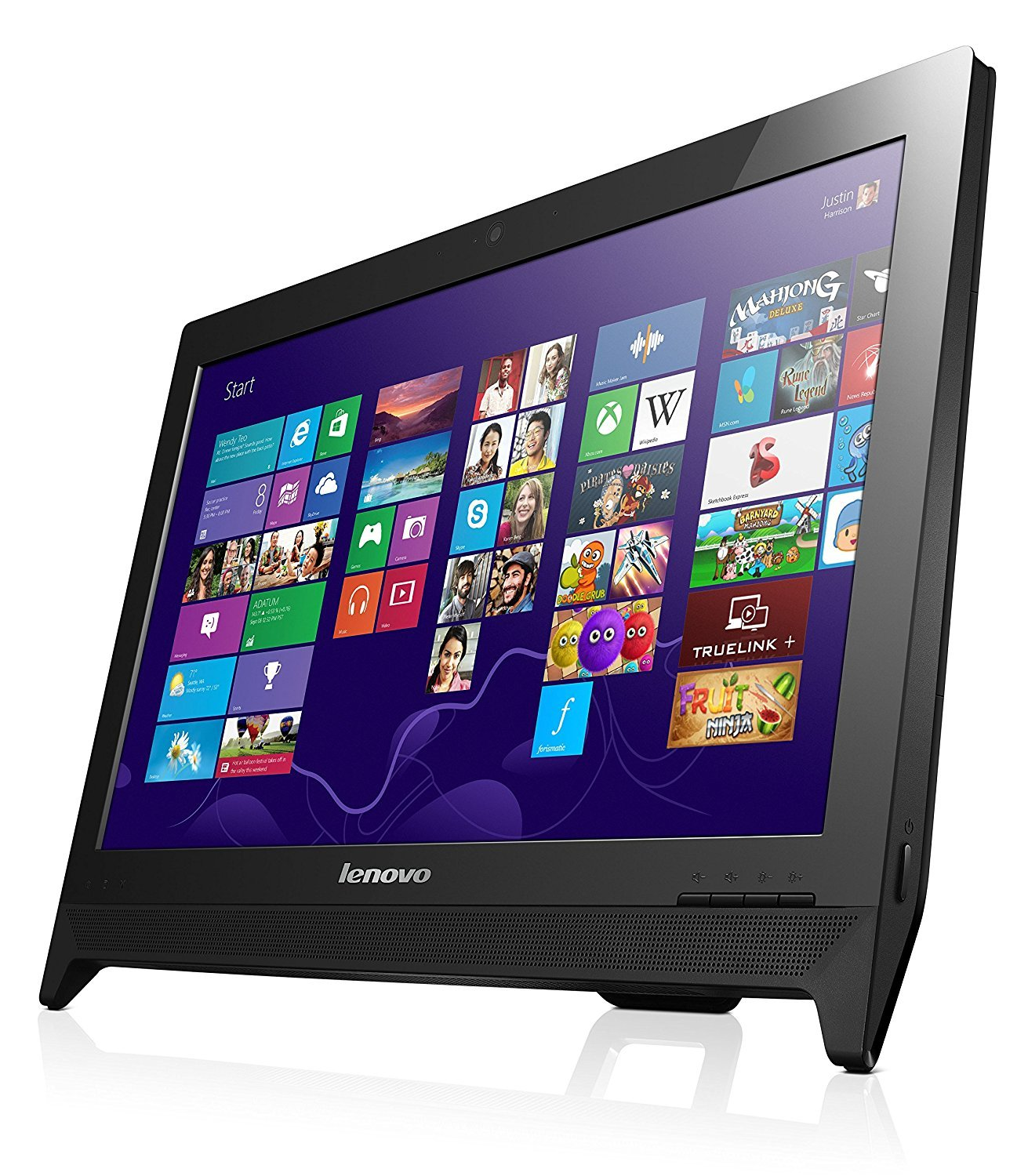 3db3f29b3 Lenovo C260 57328206 19.5-inch All-in-one Desktop  (Celeron J1800 2GB 500GB Win 8.1 Integrated Graphics)