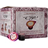 Celebration Cup 100 Prefilled Communion Cups with Juice and Wafer (Color: None)