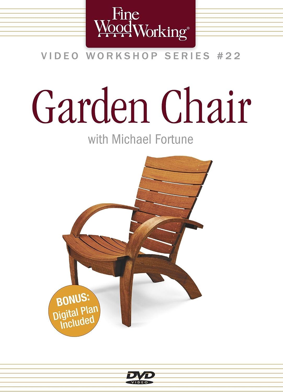 Garden Chair (Fine Woodworking Video Workshop): Amazon.co.uk