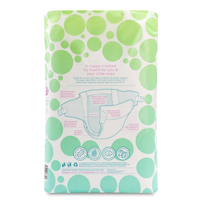 Testado dermatológicamente, sin perfumes ni lociones y libre de cloro.: Amazon.es: Bebé