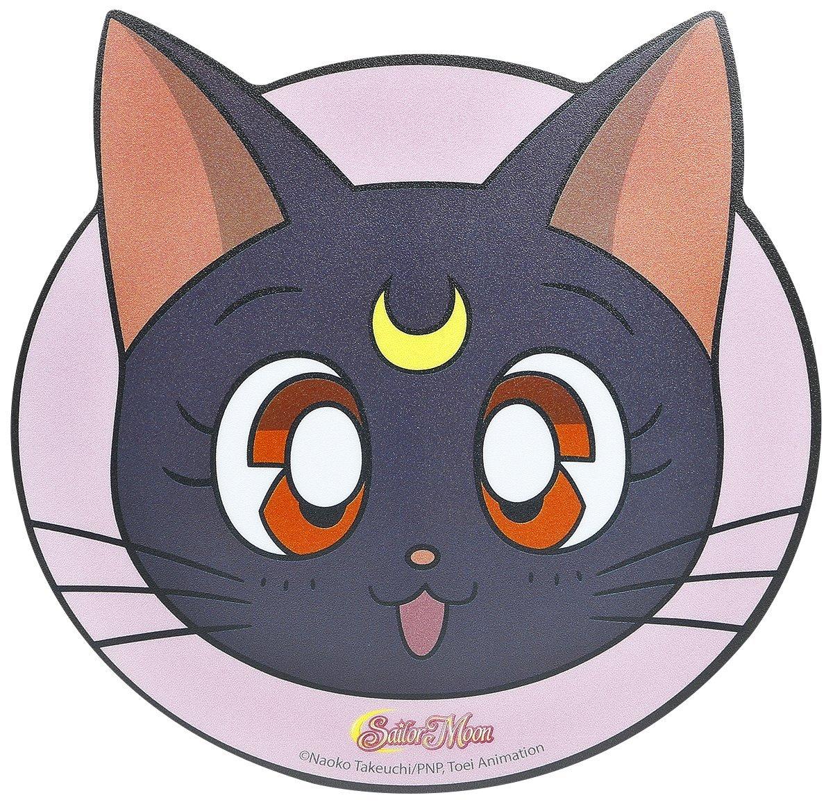 Sailor Moon Luna Alfombrilla ratón Standard Otros Fabricantes ABYACC214