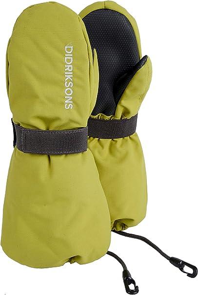 Didriksons Handschuh  Glove Kid/'s 3 dunkelblau winddicht wasserdicht Unifarben