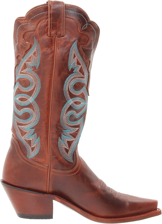 Justin Boots Women's Classic Western Boot Narrow Square Toe Shoe B007JNH4QO 11 B(M) US|Saddle Torino