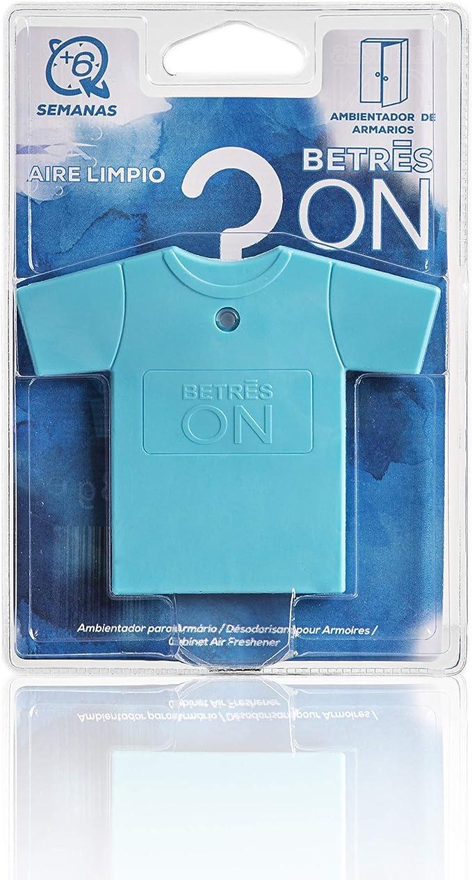 BETRES ON Ambientador de armario Camisa Aire Limpio: Amazon.es: Belleza