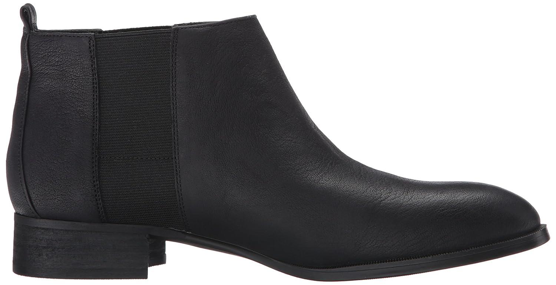 Nine West Women's Nolynn Leather Ankle Bootie B01DU0RO0K 10 B(M) US Black