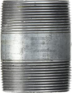 LDR Industries 301 2X3 Pipe Nipple, 2-Inch X 3-Inch, Black