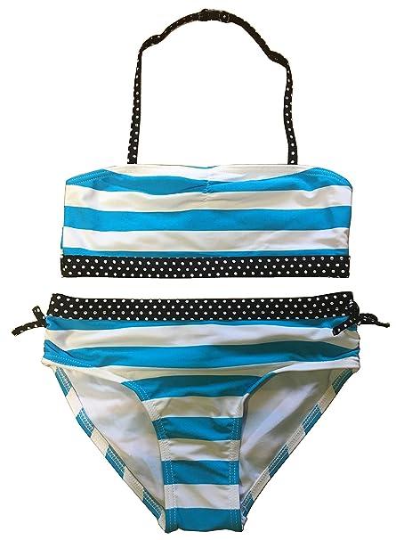 Amazon.com: SUNPOTEX - Bañador para niña (talla 4-16 ...