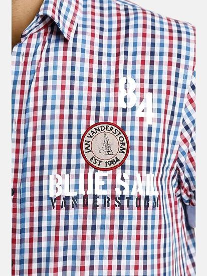 Jan Vanderstorm Torgeir - Camiseta de manga corta para hombre