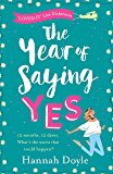 The Year of Saying Yes: The perfect summer read to knock your socks off!